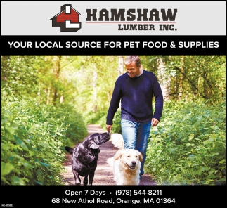 Your Local Source For Pet Food & Supplies