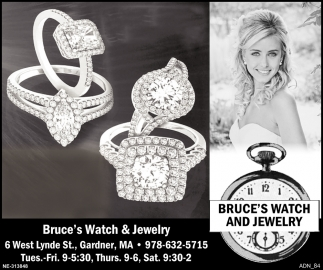Bruce's Watch And Jewelry