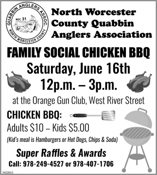 Family Social Chicken BBQ