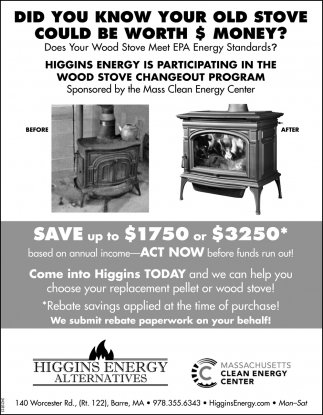 Did You Know Your Old Stove Could Be Worth $ Money?