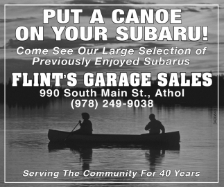 Put A Canoe On Your Subaru!