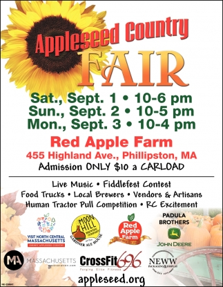 Appleseed Country Fair