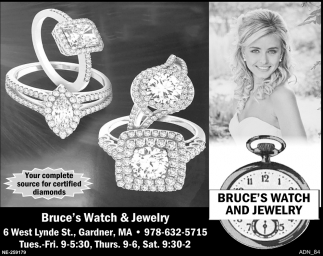 Your Complete Source For Certified Diamonds