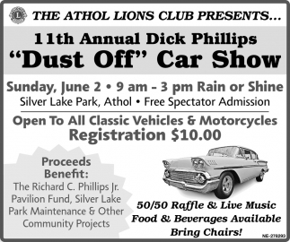 11th Annual Dick Phillips
